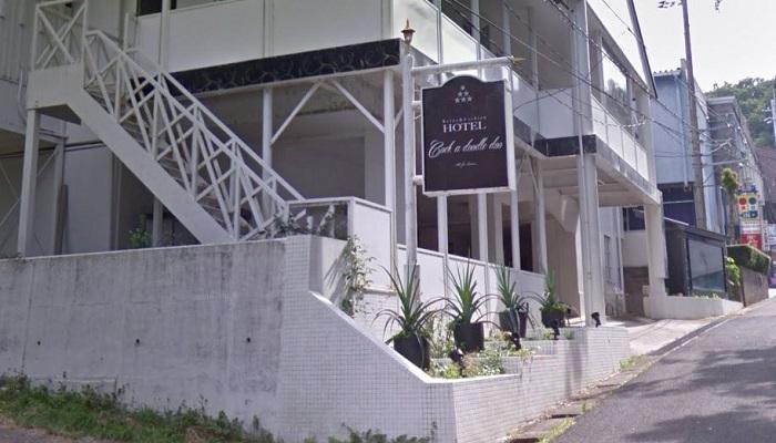 松江市ラブホテル「ファインザタイム」