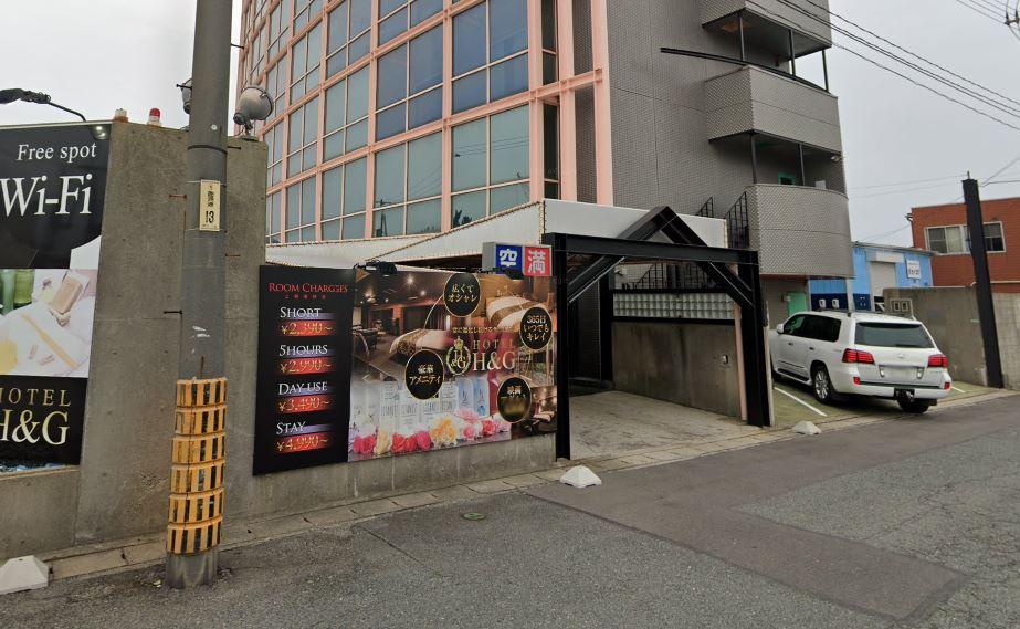 下関市ラブホテル「H&G」