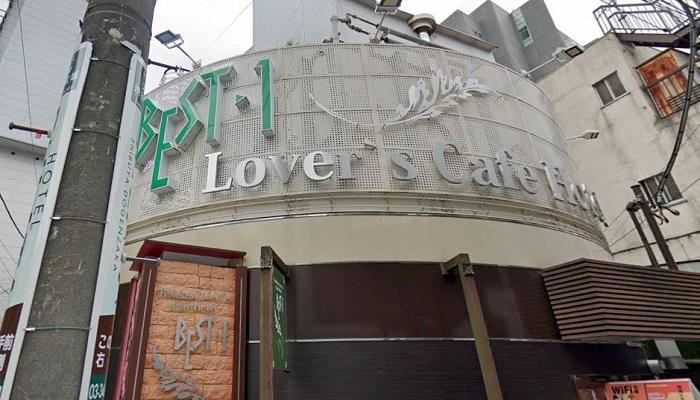 渋谷区ラブホテル「BEST-1」