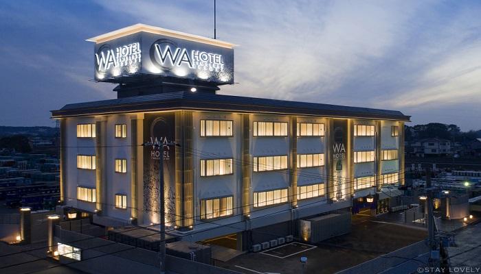和歌山市ラブホテル「WA HOTEL TIMELESS RESORT」