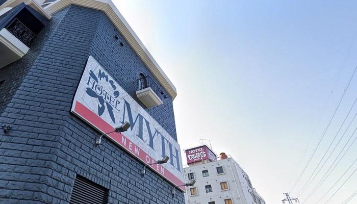千葉市ラブホテル「MYTH L」