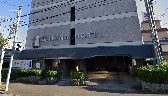 秋田市ラブホテル「IKINA HOTEL」