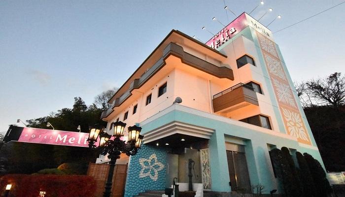 笛吹市ラブホテル「Melia RESORT」