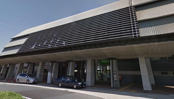 JR高知駅北口広場