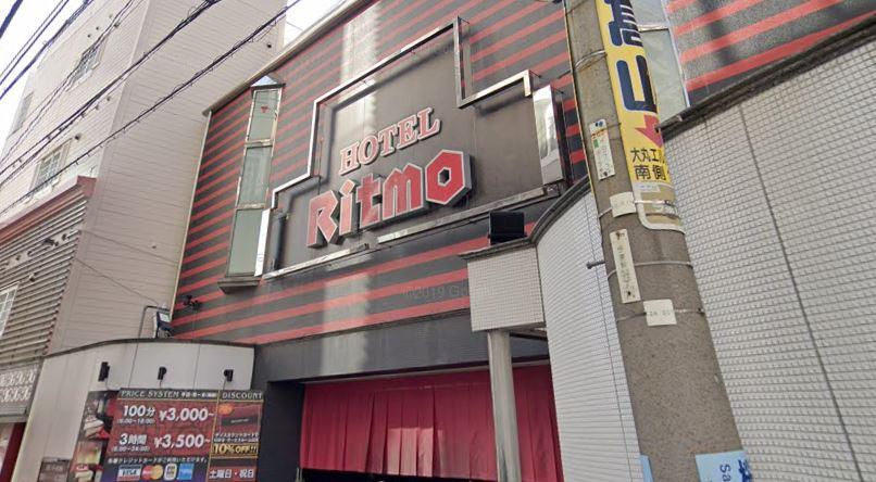 福岡市ラブホテル「Ritmo」