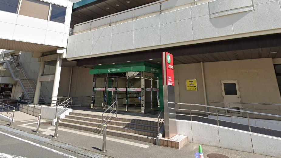 ジュピター徳島店前