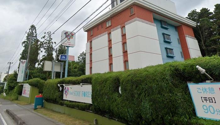 土浦市ラブホテル「土浦 ホテル ステイフォレスト」