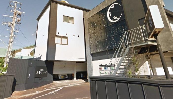新潟市ラブホテル「月とうさぎ」