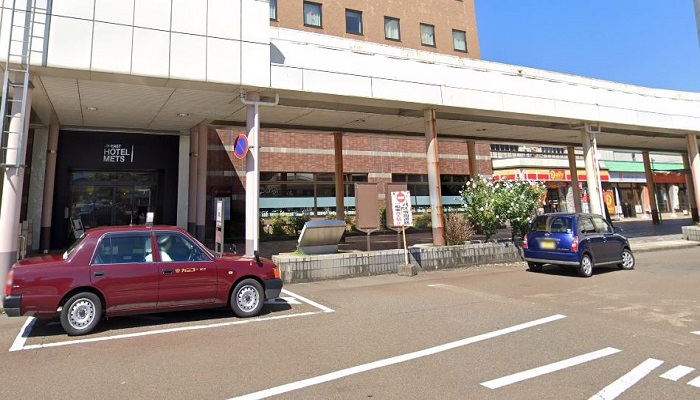 JR東日本ホテルメッツ長岡前