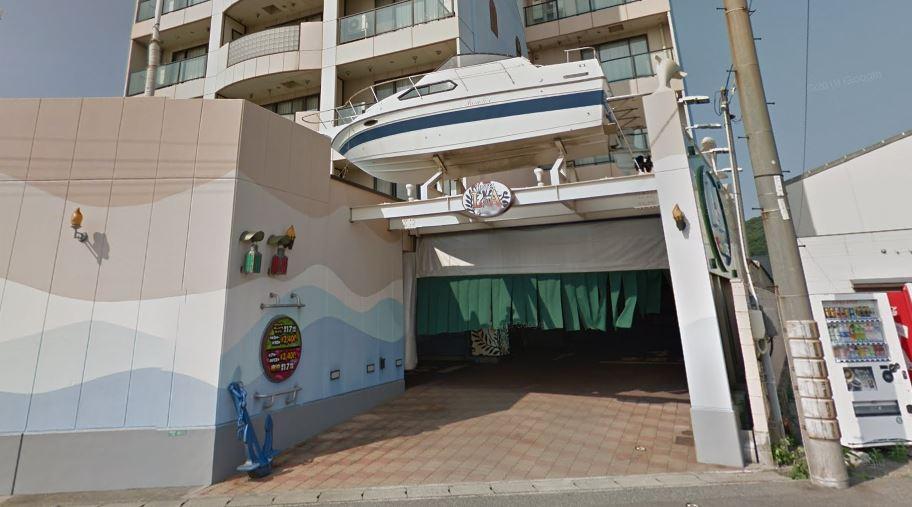 下関市ラブホテル「L&Aパラダイス」