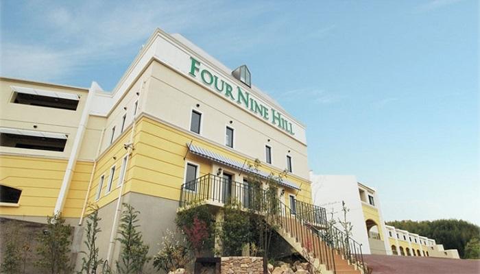 岡山市ラブホテル「丘のホテル フォーナインヒル」