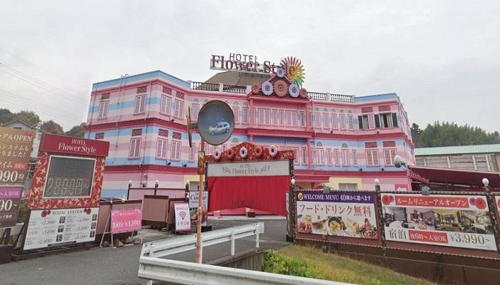 香芝市ラブホテル「フラワースタイル香芝店」