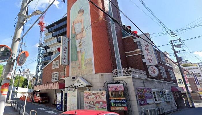 大阪市ラブホテル「ローズリップス 鶴橋店」