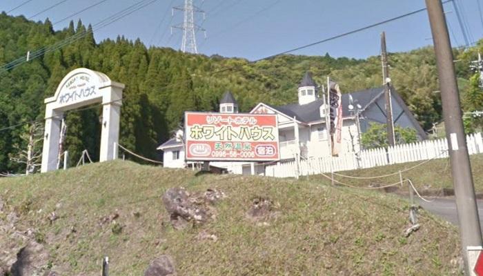 薩摩川内市ラブホテル「ホワイトハウス」