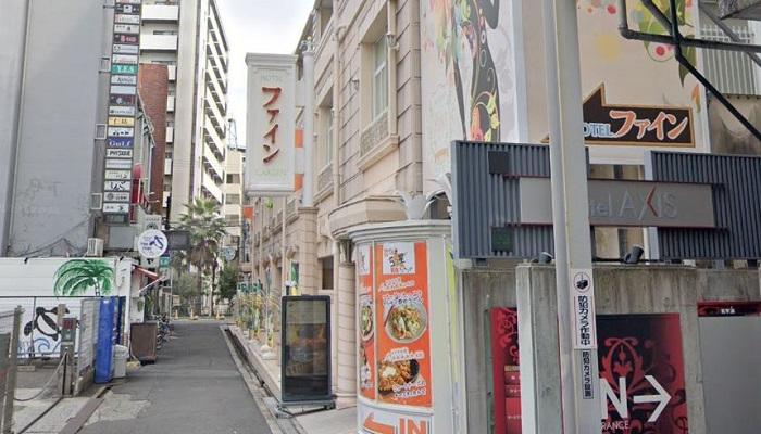大阪市ラブホテル「ファインガーデン梅田」