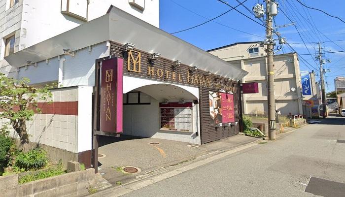 秋田市ラブホテル「HAYAN 秋田」