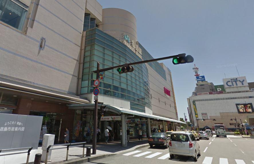 徳島駅クレメントプラザ