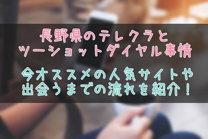長野県のテレクラ&ツーショット