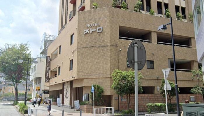 横浜市ラブホテル「メトロ」