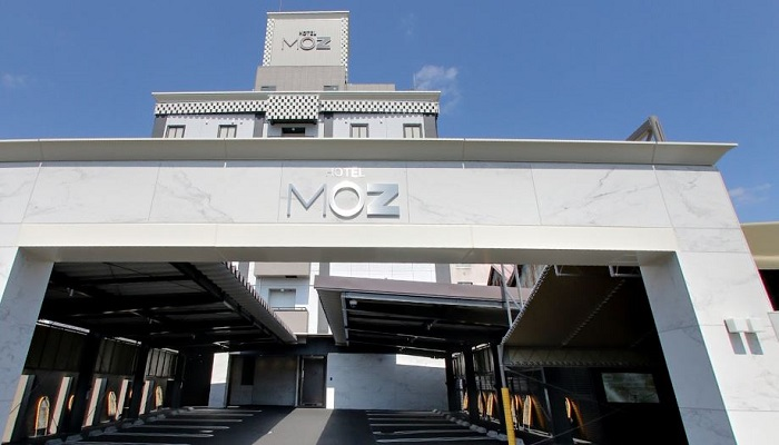 岡山市ラブホテル「MOZ」