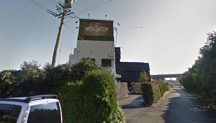 静岡市ラブホテル「GANDHARA」