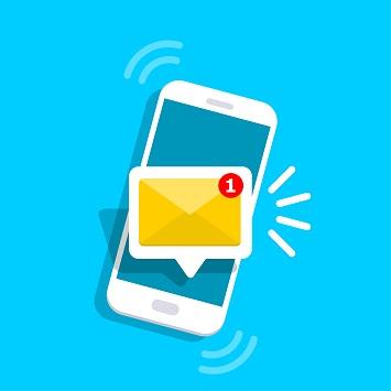 ガールズチャット登録方法メール送信