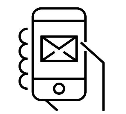 VI-VO登録方法メール送信